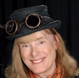 Laurel Anne Hill headshot