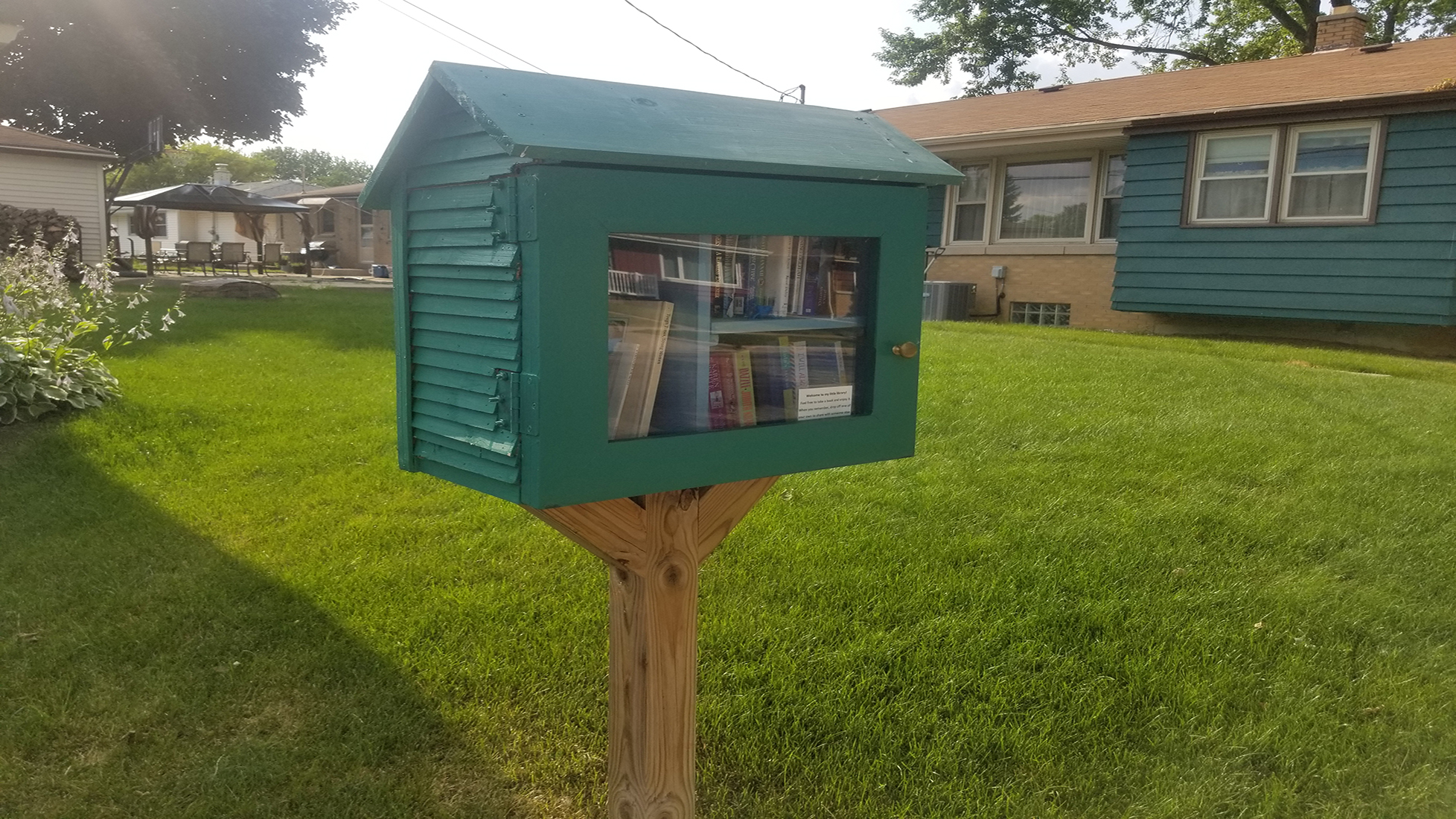 Little Free Library Featured Image