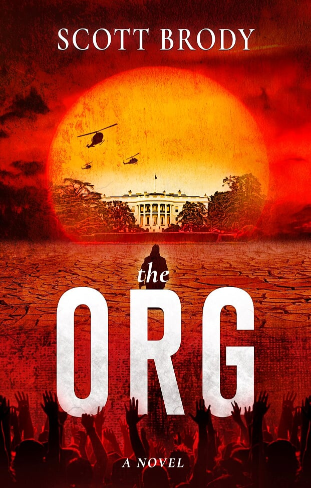 The Org book cover