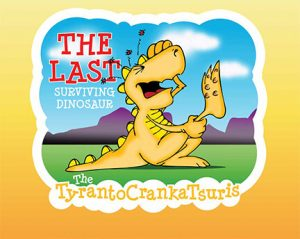 The Last Surviving Dinosaur book cover