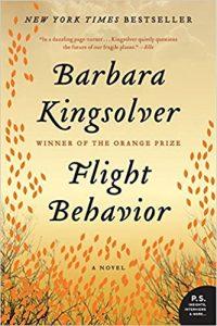 Flight Behavior by barbara kingsolver-amazon book cover image