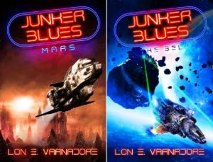Junker Blue Series book cover