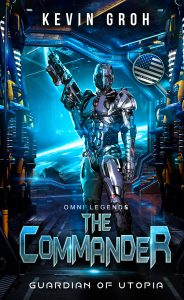 book cover of The Commander