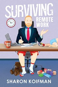 book cover image for surviving remote work