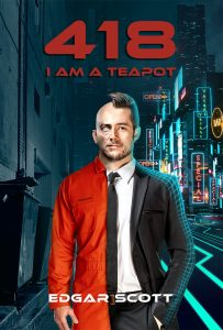 Book cover of 418-I Am A Teapot