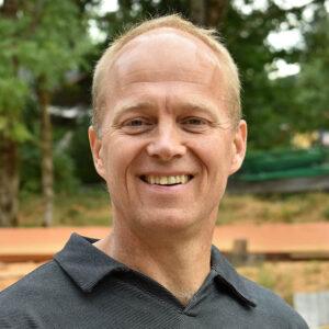 Headshot of Bert Serkkinen
