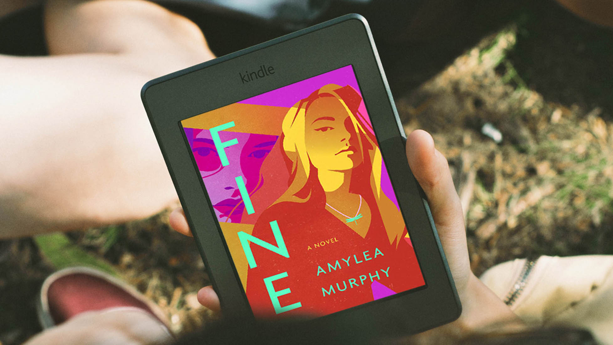 Book cover Image of Fine on kindle