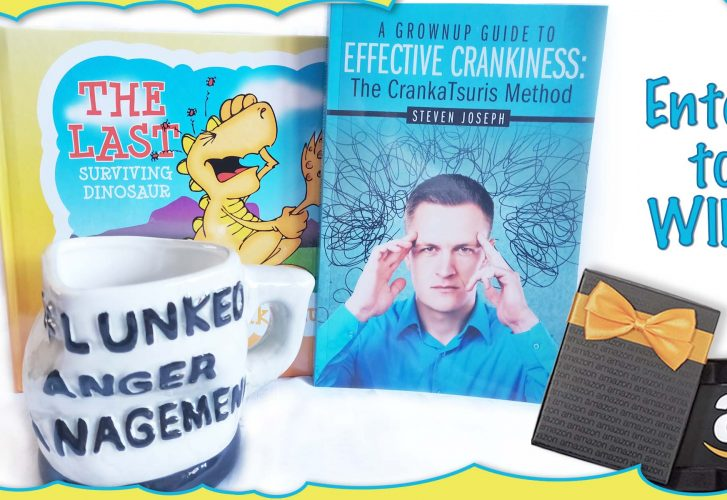 A Grownup Guide to Effective Crankiness Prize Pack Giveaway image