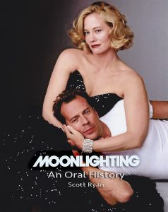 Book Cover of Moonlighting Oral History