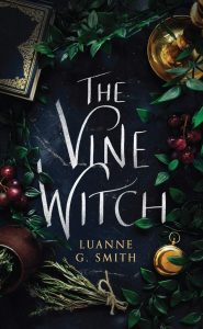 Book Cover of The Vine Witch