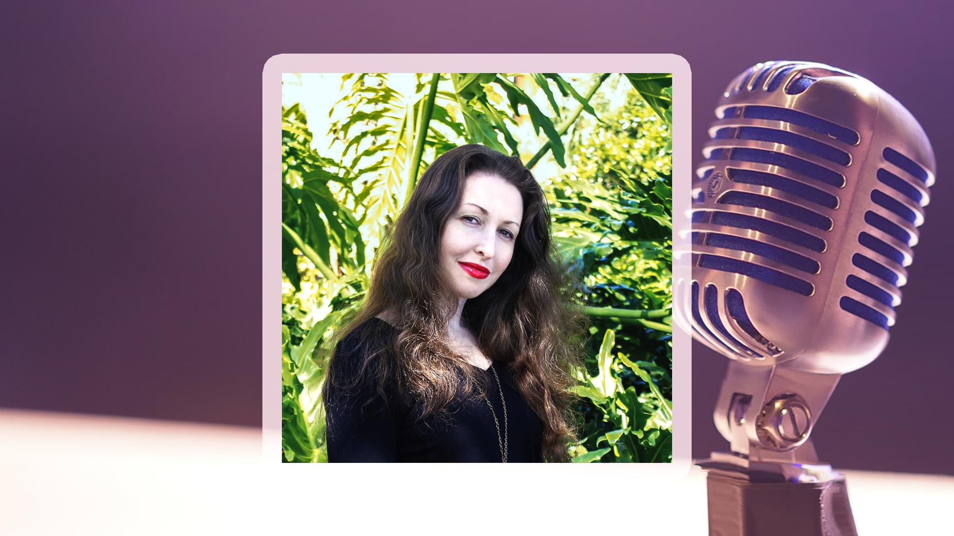 Podcast image of Ilana C. Myer