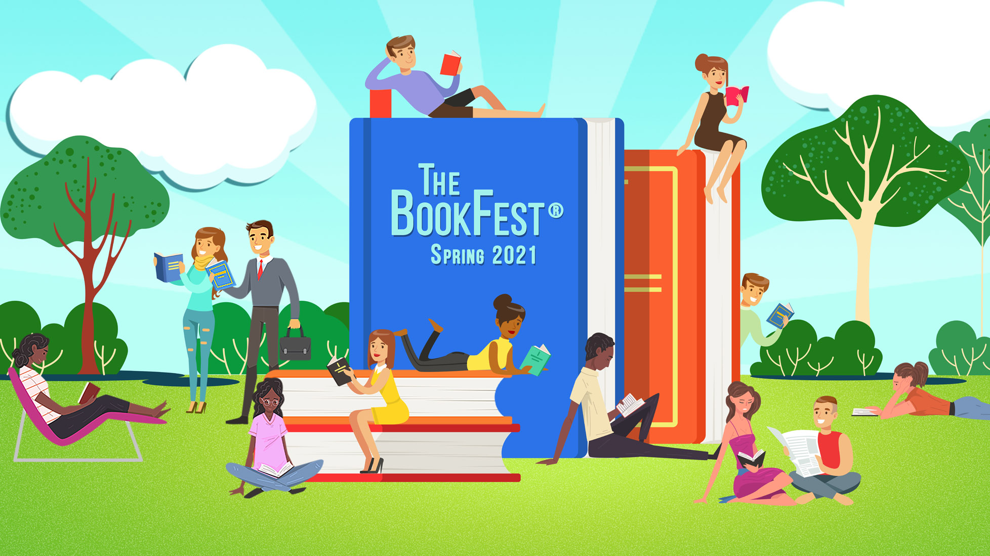 The BookFest Spring 2021 Article Image