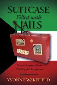 suitcase filled with nails book cover